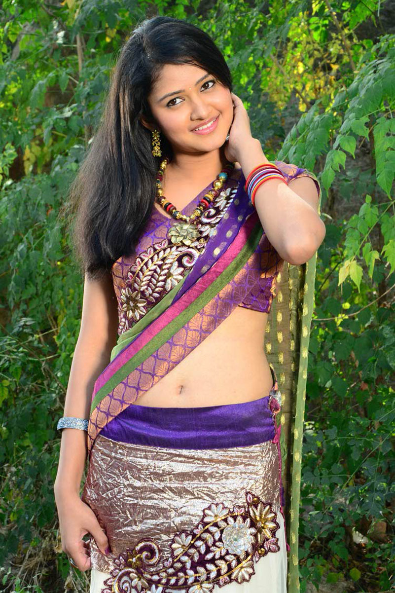 Kousalya Hot Navel Show Photos Craziest Photo Collection