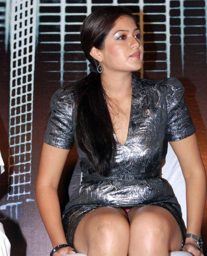 Can actress meghana raj nude with