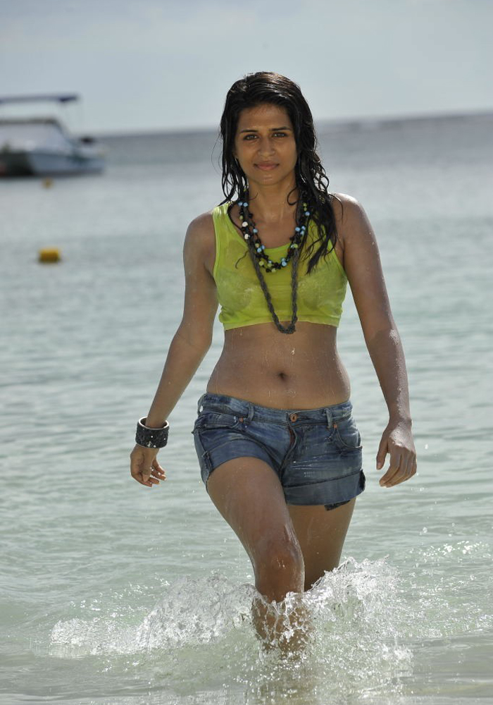 sexy indian actress in wet dress craziest photo collection