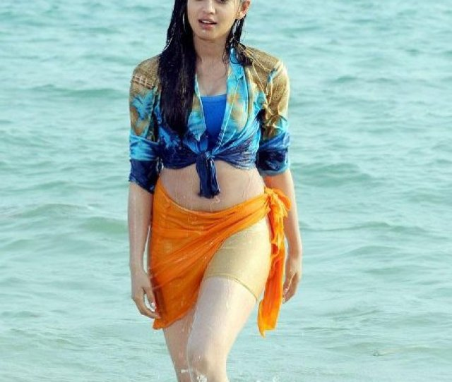 Sexy Indian Actress In Wet Dress
