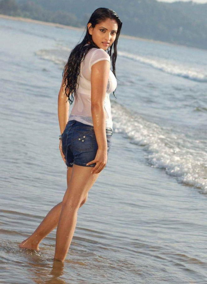 Sexy Indian Actress In Wet Dress  Craziest Photo Collection-3031