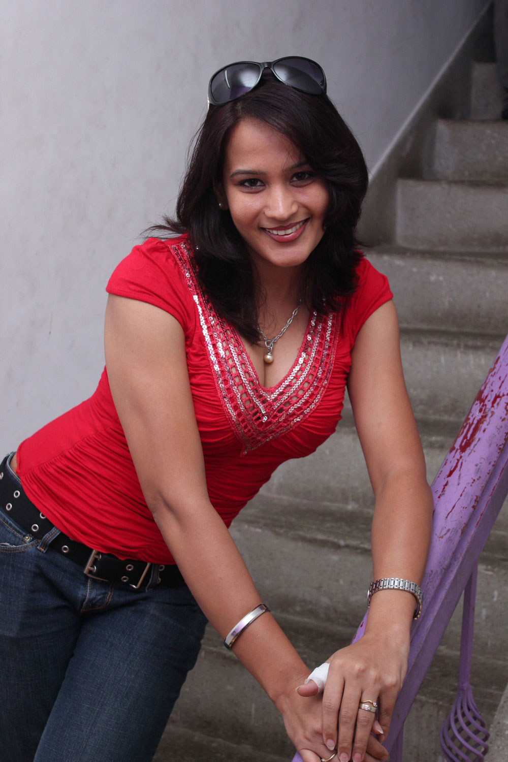 Hot Tamil Actress Zita Maria  Craziest Photo Collection-7149