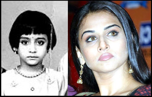 Image result for vidya balan childhood pic