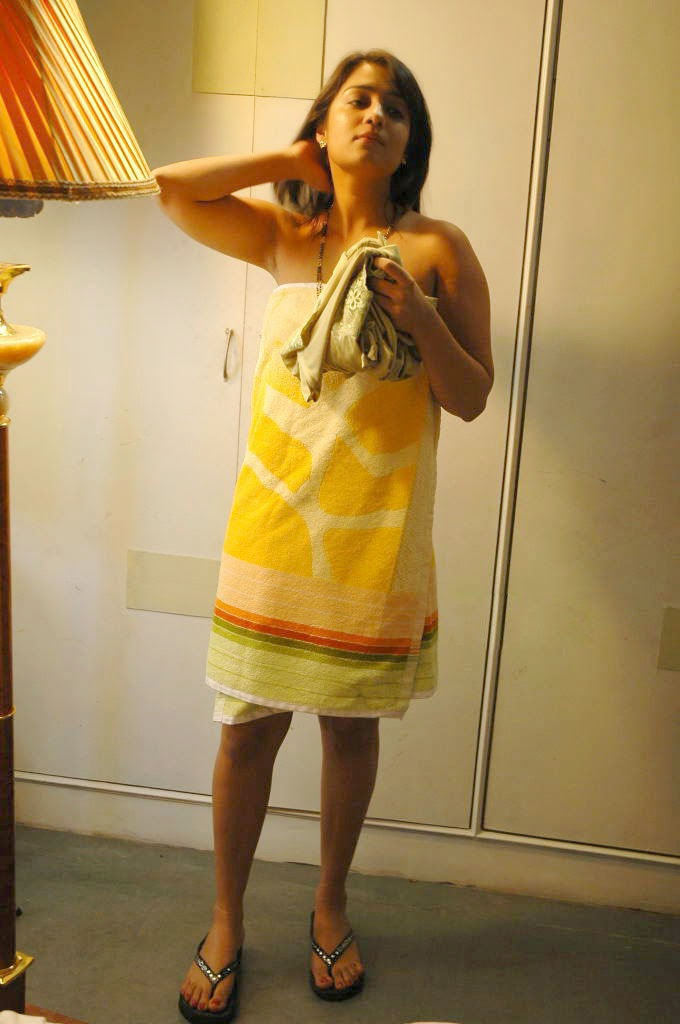 Sorry, South indian girls in towel bathing dress opinion you