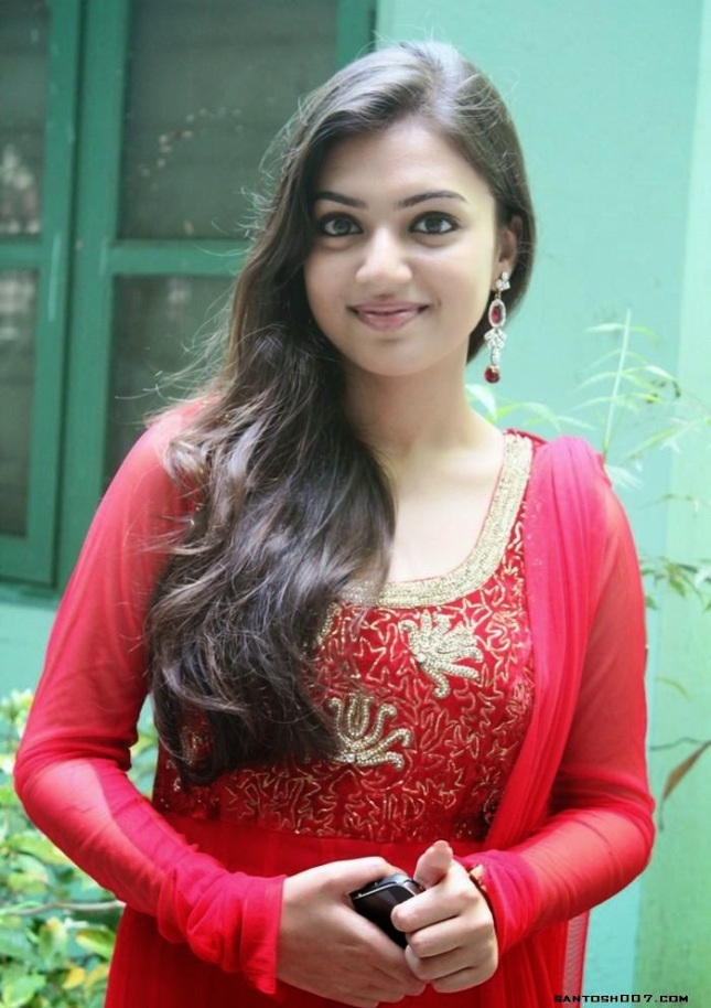 Latest Photos Of Cute South Indian Actress Nazriya Nazim  Craziest Photo Collection-3603