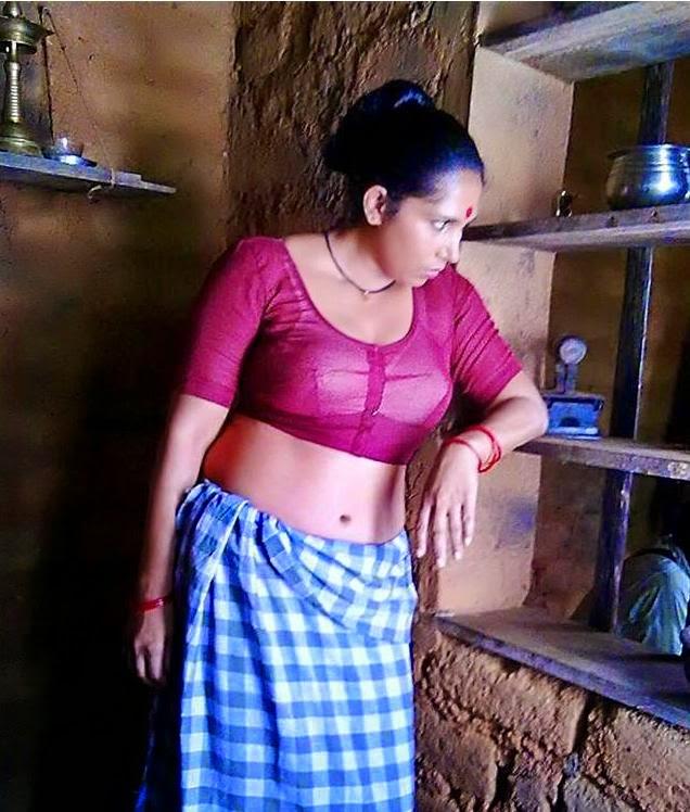 Hot South Indian Mallu Aunty Hot Wet Scene Habra Vacation -1795